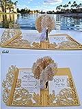 Wedding Invitations with Envelopes,...