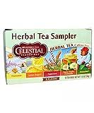 Celestial Seasonings 20 Bags Herbal Tea Sampler