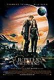 Jupiter aufsteigend Film Poster 2-seitige Original 27x