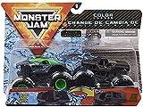 Monster Jam Pack de dos Vehículos 1:64 Modelos Surtido (BIZAK 61925872)