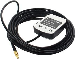 Othmro Cable magnético para antena GPS activa, UHF, conector de antena macho 3 metros, 1 unidad