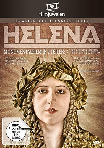 Helena - Monumentalfilm in 2 Teilen (1. Teil: Der Raub der Helena / 2. Teil: Der Untergang Trojas) (Filmjuwelen)