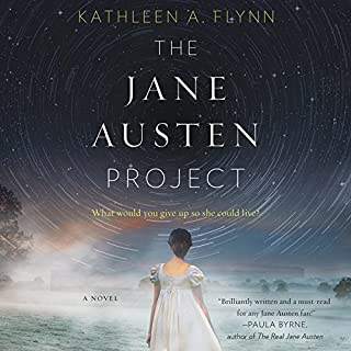 The Jane Austen Project audiobook cover art