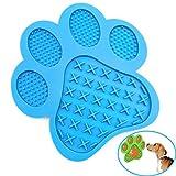 Mycicy Dog Lick Pad per Il Lavaggio del Cane distrazione, per Mangiare Lentamente Il Cane ...