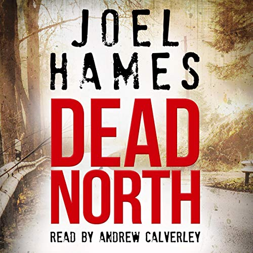 Dead North audiobook cover art