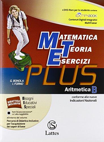 Matematica teoria esercizi. Plus. Per la Scuola media. Con DVD. Con e-book. Con espansione online. Aritmetica-Mi preparo per intterogazione-Quaderno competenze online (Vol. 2)