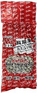E-FA Black Tapioca Pearl Boba, 2.2 Pound