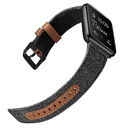 iHillon Stylish Apple Watch Replacement Strap