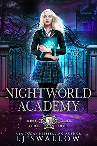 Nightworld Academy: Term One (English Edition)
