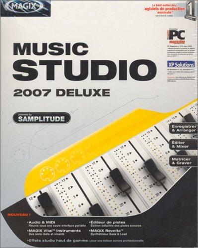 Music Studio 2007 Deluxe