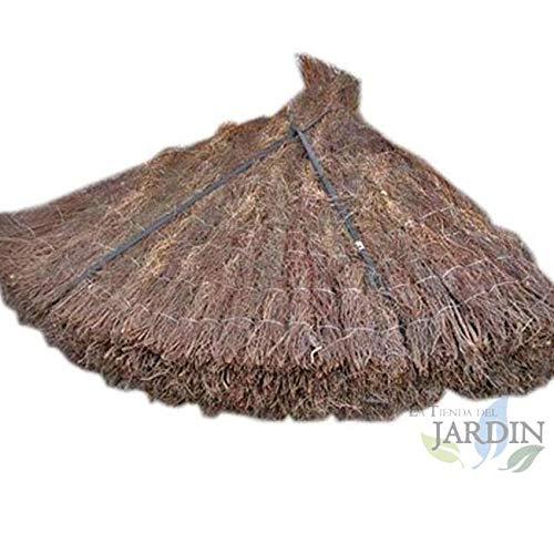 MANTO DE BREZO 2 METROS para sombrillas de jardinería, piscinas y playas
