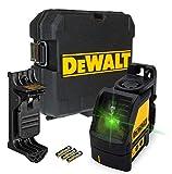 DeWALT B07g4N844W Dw088cg Niveau 2Way Cross Line Laser Vert