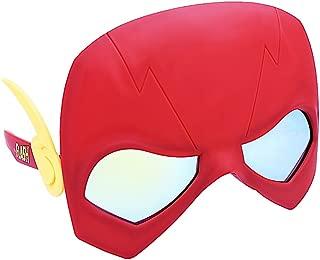 Costume Sunglasses Flash Head Mask Sun-Staches Party Favors UV400