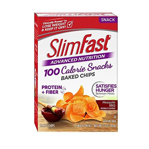 slimfast advanced nutrition control del hambre
