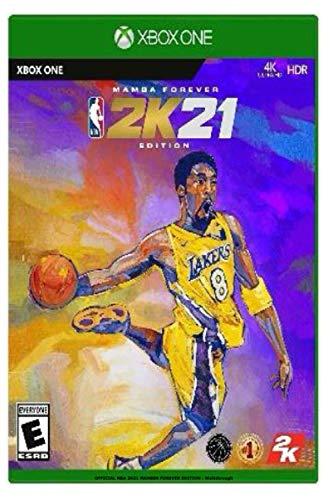 OFFICIAL NBA 2K21 MAMBER FOREVER EDITION : Walkthrough