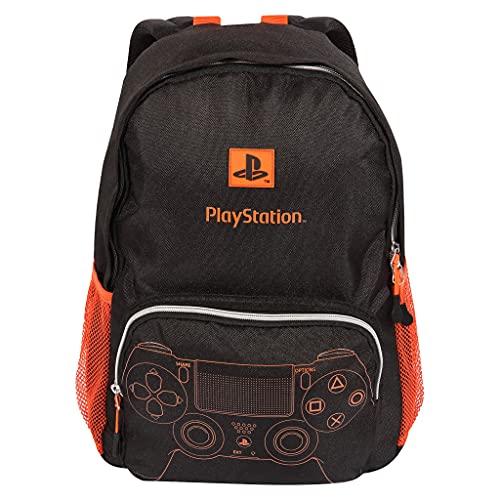 Playstation PS Logo Niños Mochila, mercancía oficial | Volver a la escuela, Gamer, Mochila, Idea regalo para los niños