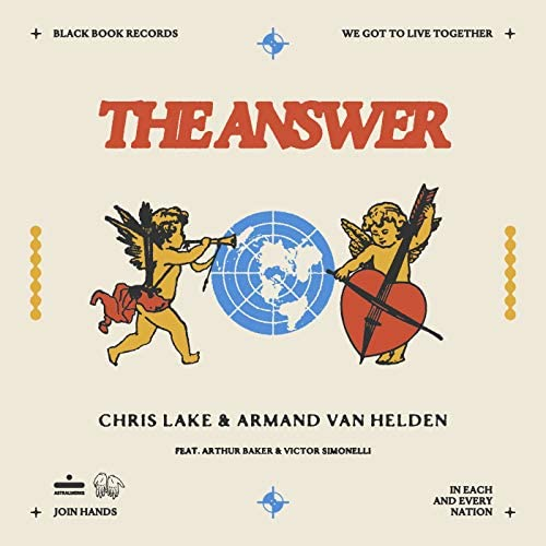 Chris Lake & Armand Van Helden feat. Arthur Baker & Victor Simonelli