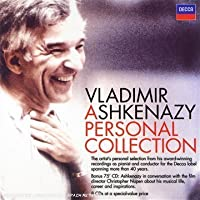 Personal Collection by Vladimir Ashkenazy (2007-09-07)