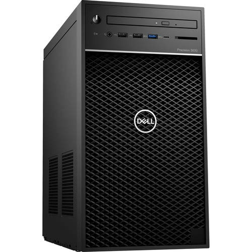 Dell Precision 3000 3630 Workstation - Core i7 i7-9700 - 16 GB RAM - 256 GB SSD - Mini-tower - Windows 10 Pro 64-bitIntel UHD Graphics 630 - DVD-Writer - Serial ATA/600 Controller - English Keyboard -