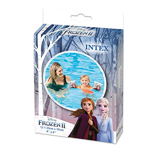 INTEX(インテックス)浮き輪Disneyアナと雪の女王DXアームバンド23×15cm56640[日本正規品]