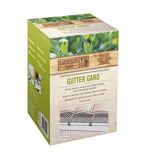 Gardman Protection gouttière Anti-Oiseaux
