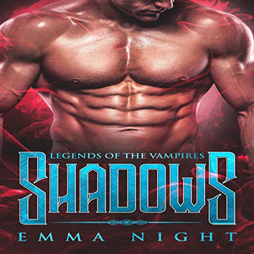 Shadows: Legends of the Vampires audiobook cover art