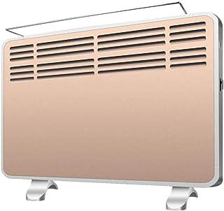 Calefactor Bajo Consumo Convector Portátil - Calefactor Eléctrico Para Baño De Oficina En Casa, Montaje En Pared/Piso De Bajo Consumo De Energía - Ventilador Caliente De Radiador Space Dimplex (2100w)