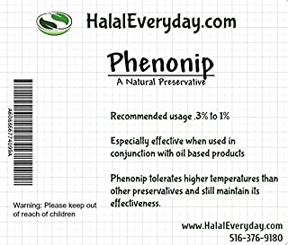 Saaqin Phenonip - Preservative Used For Lotion, Cream, Lip Balm Or Body Butter 8 Oz - Enough Preservative To Support Appro...