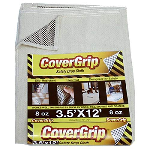 CoverGrip Safety Drop Cloth