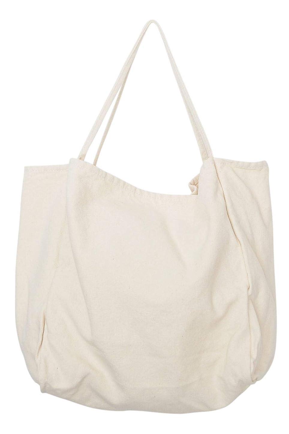 乳白トライアスロン十分です(カービーズ) curvy's トートバッグ レディース トートバック トート バッグ カバン 鞄 バック bag キャンバスバッグ キャンバス