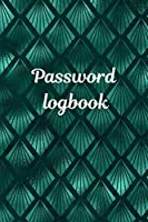 Password Logbook: Password logbook personal internet password keeper and organizer.