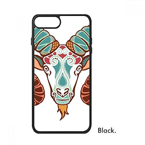 Bestchong Ram sterrenbeeld Zodiac Symbool Voor iPhone SE 2 nieuw voor Apple 78 Case Cover