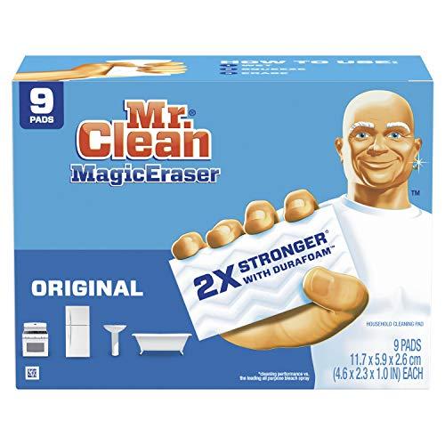 limpiador acero inoxidable 3m fabricante Mr. Clean