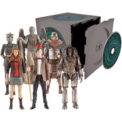 Doctor Who Series 5 Réglez PANDORICA Figurine [Jouet]