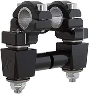 Rox Speed FX 1R-AV2SEK Elite Series Anti-Vibration 2in. Pivot Risers - Black