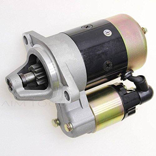 TOPWAY Arranque eléctrico para motor diésel Kipor 5KVA Yanmar L40 L48 L70 L90 L100
