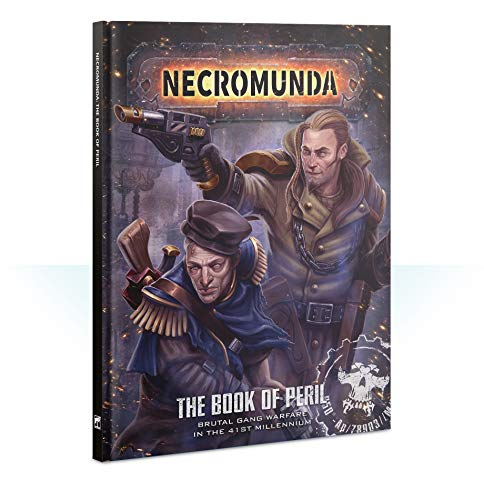 Games Workshop Necromunda: The Book of Peril (Hardback) (Eng)