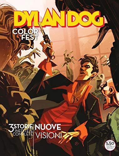 Fumetto Dylan Dog Color Fest N° 35 - Sergio Bonelli Editore – Italiano