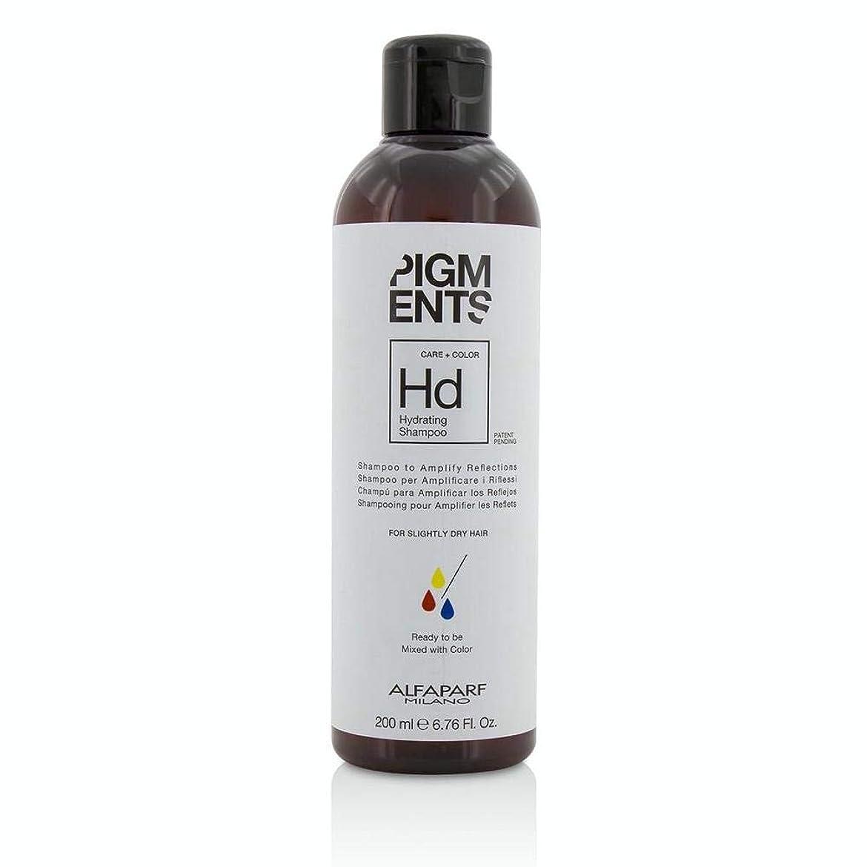 に応じてスロープ静かなアルファパルフ Pigments Hydrating Shampoo (For Slightly Dry Hair) PF014095 200ml/6.76oz並行輸入品
