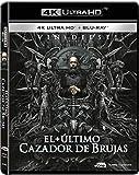 El Último Cazador De Brujas Blu-Ray + Uhd 4k [Blu-ray]
