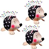 Hedgehog Shape Pin Cushion Cute Needle Pin Cushion Sewing Pincushion Soft Fabric Pin Cushion Round Pins...