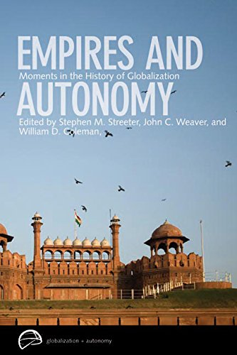 Empires and Autonomy: Moments in the History of Globalization (Globalization and Autonomy)の詳細を見る