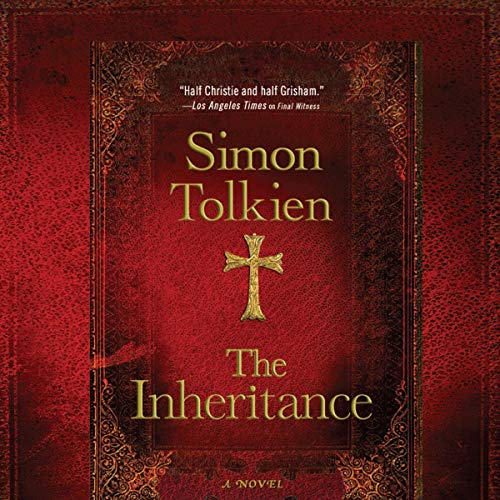 The Inheritance audiobook cover art