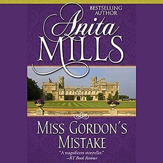 Miss Gordon's Mistake cover art