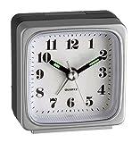 TFA Reloj Despertador electrónico Plata