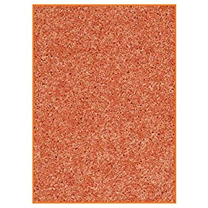 Sunset Orange – 9'x12′ Custom Carpet Area Rug