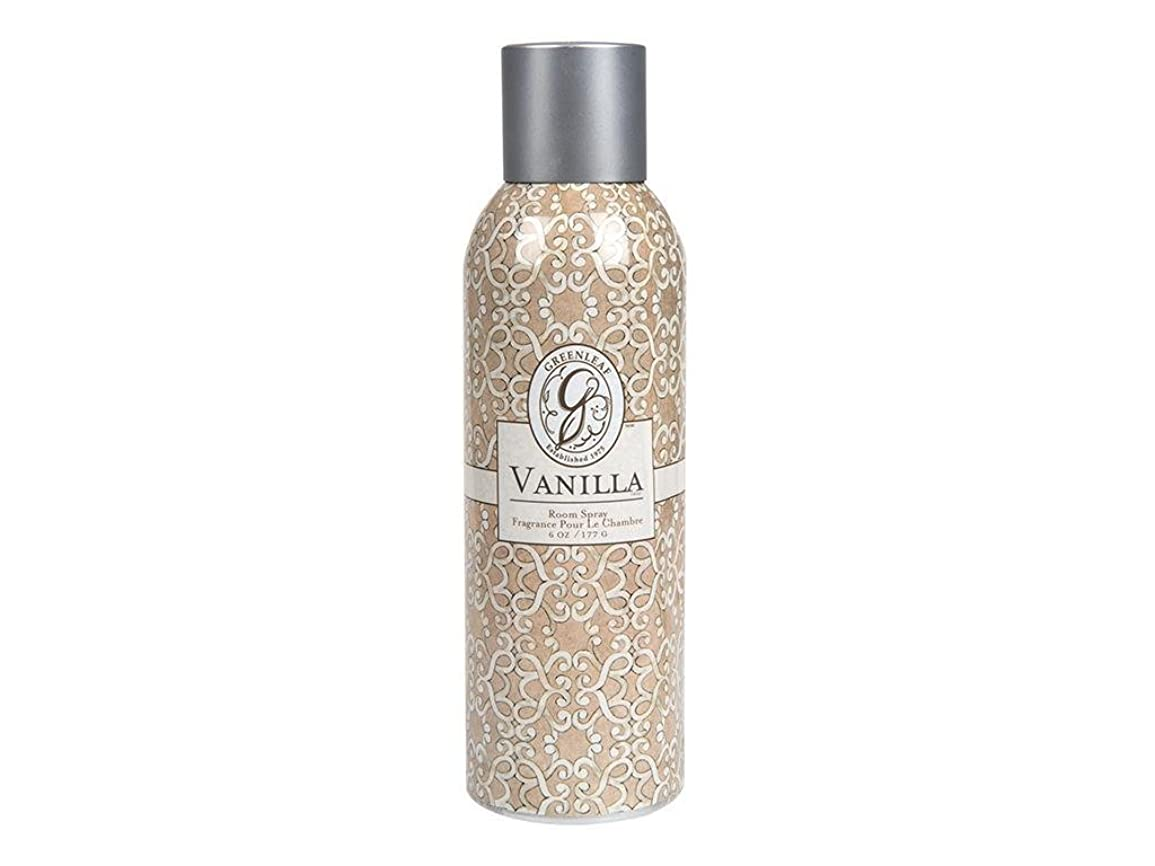 正確さパスタ認めるGREENLEAF ROOM SPRAY VANILLA