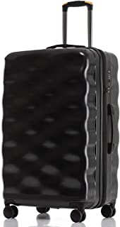 National Geographic NG02-74-A Dune Hardside 8WD Large Trolley Case Black