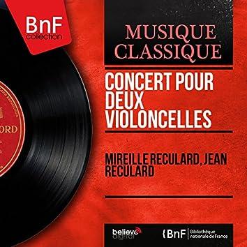 Concert pour deux violoncelles (Mono Version)