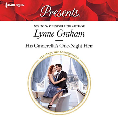 His Cinderella's One-Night Heir cover art